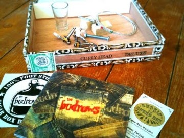 Cigar Box Guitar Kit Build it yourself